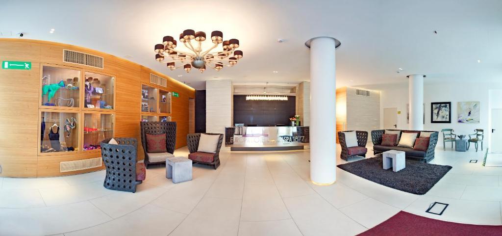 Europa hotel design spa 1877 rapallo prenotazione on for Design hotels europa