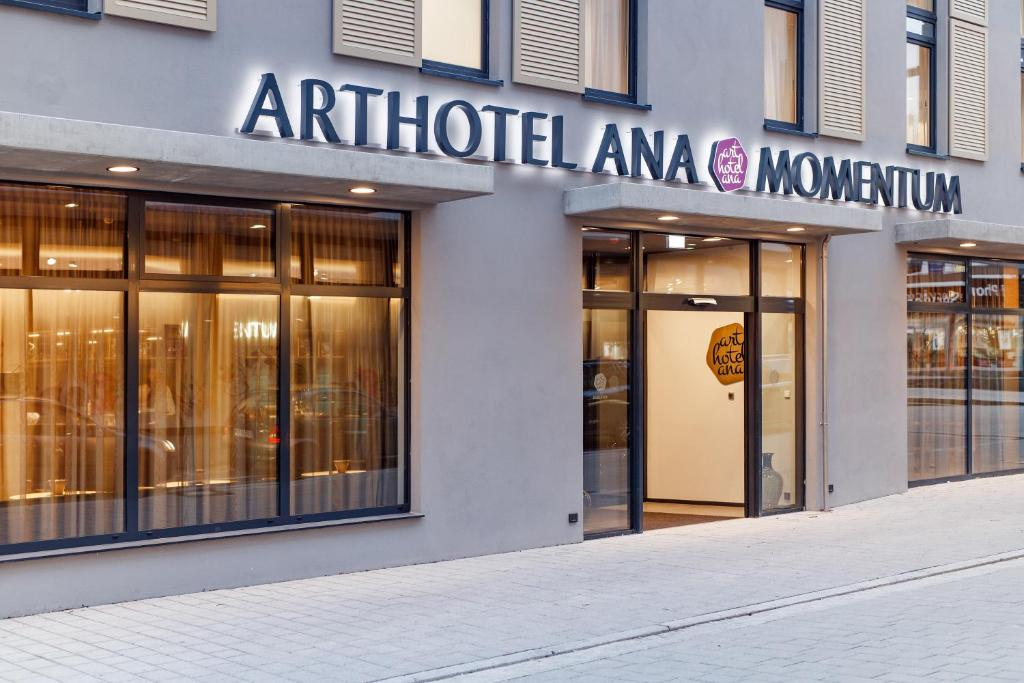arthotel ana momentum g ppingen book your hotel with viamichelin. Black Bedroom Furniture Sets. Home Design Ideas