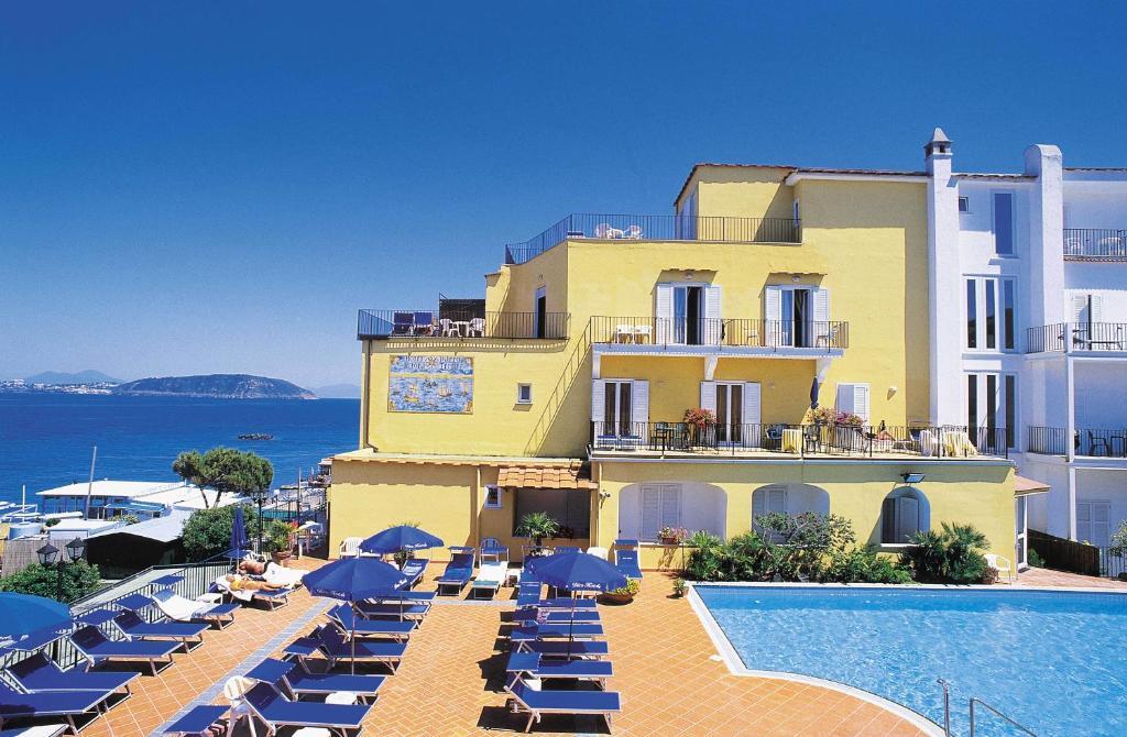 Hotel Parco Aurora Terme Ischia Porto