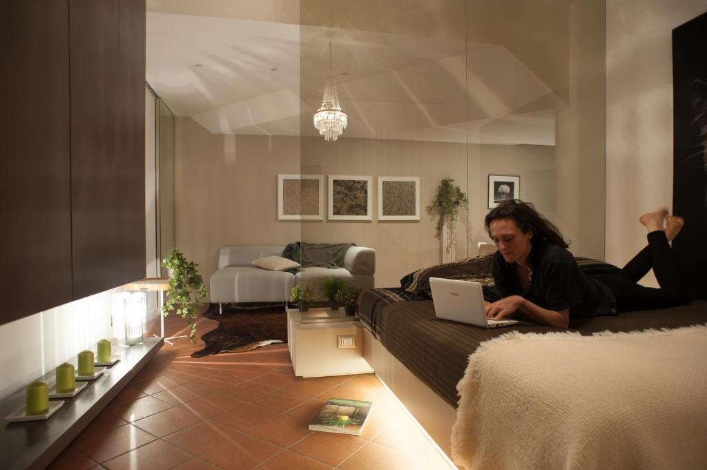 Intimo Open Space, Appartement Rimini
