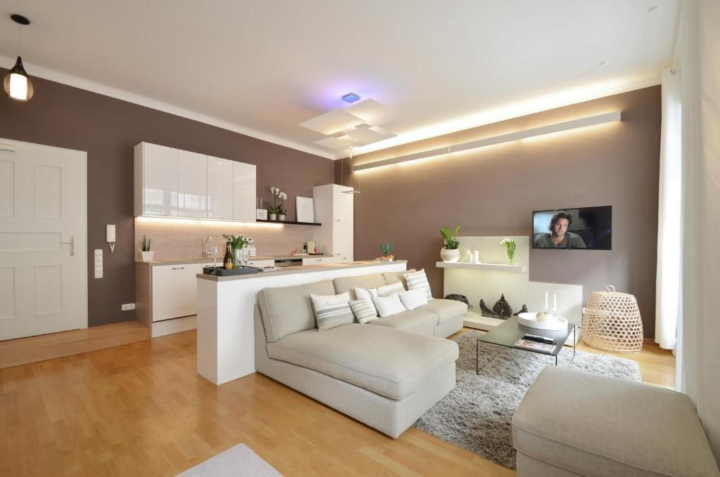 Asante Designerwohnung Deluxe Wohnung Munchen