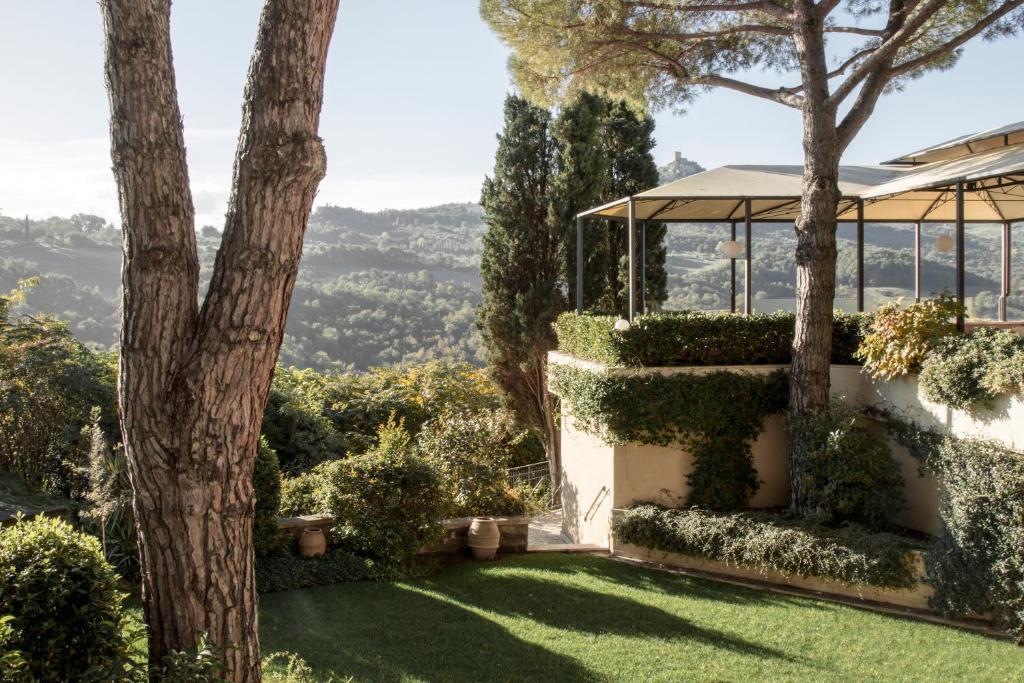 Albergo posta marcucci castiglione d 39 orcia - Bagno vignoni hotel posta marcucci ...