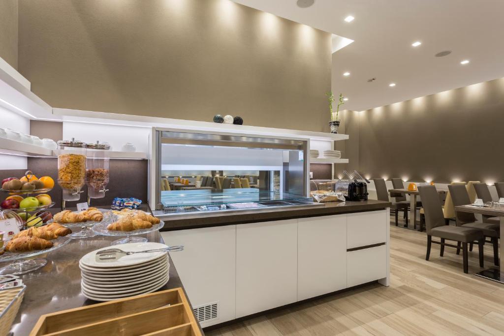 Hotel mistral milano prenotazione on line viamichelin for Hotel mistral milano