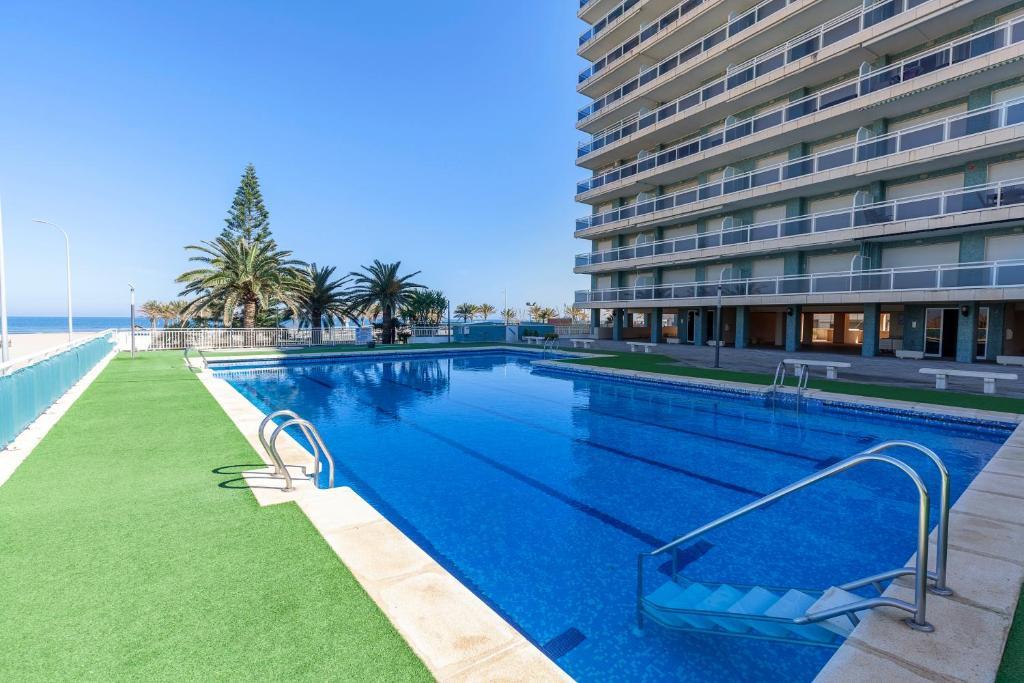 Aguazul Primera Linea Playa Gandia Apartment Playa De Gandia