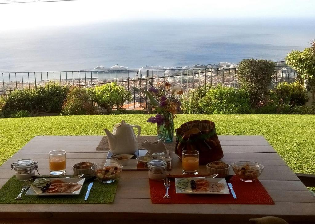 Ker Briac Chambre D Hotes Funchal