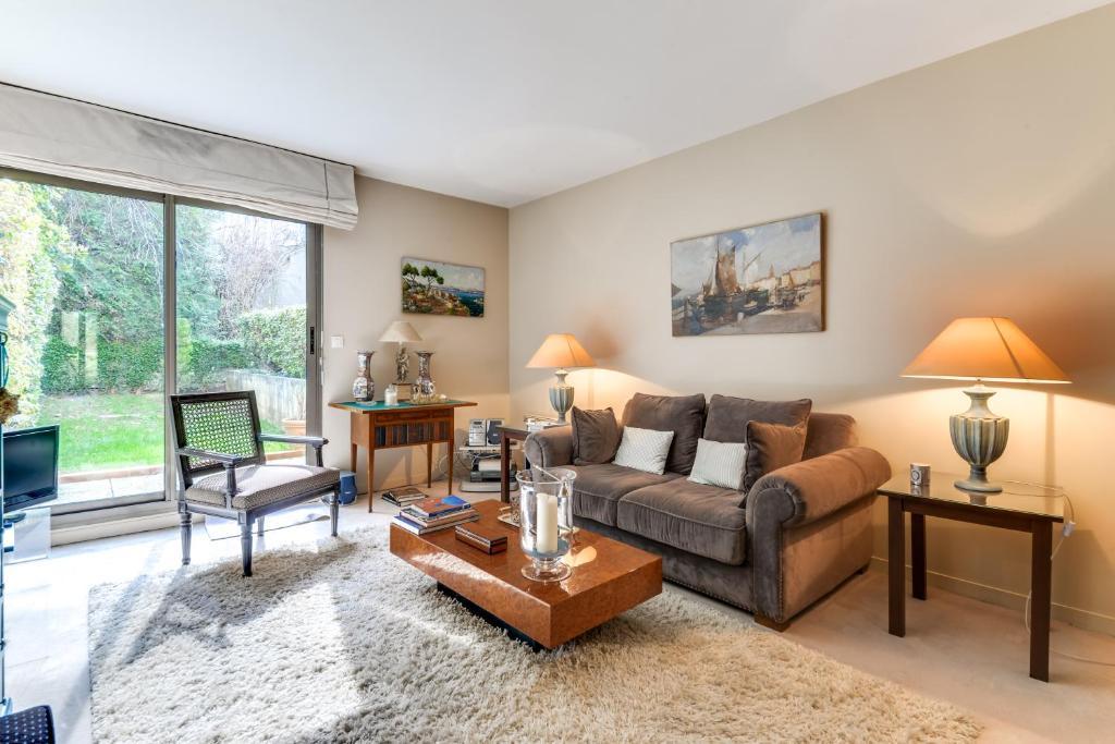Welkeys Appartement Porte de Saint-Cloud, Appartement Boulogne ...