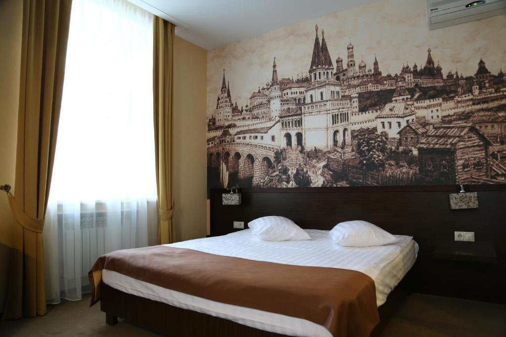 шерстон отель москва фото