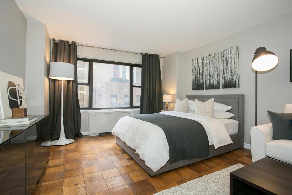 Phenomenal Modern Studio Wohnung Midtown East L Wohnung New York City Download Free Architecture Designs Rallybritishbridgeorg