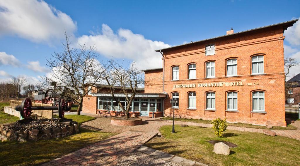 Hotels In Meyenburg Deutschland