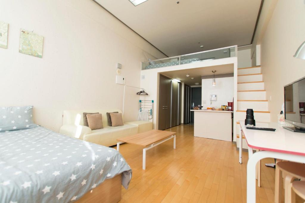 Mij house seoul reserva tu hotel con viamichelin for Habitaciones familiares lisboa