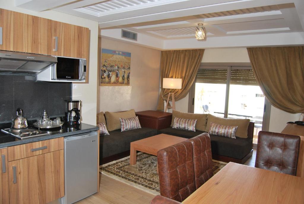 Rofaida appart 39 hotel r servation gratuite sur viamichelin for Reserver un appart hotel