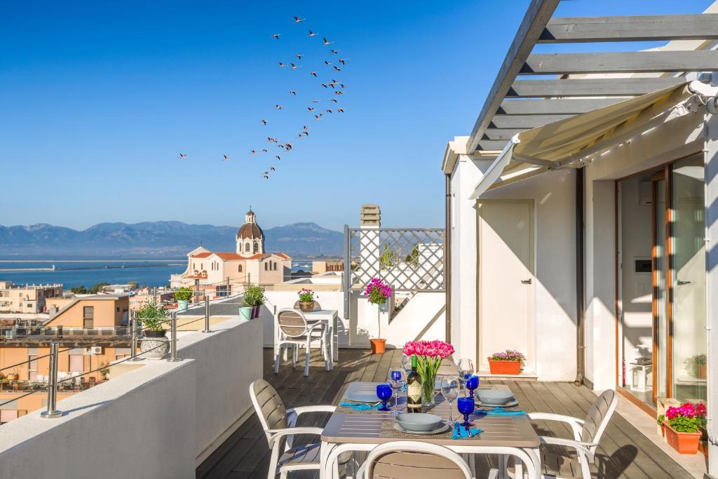 La Terrazza Di Olimpia Apartment Cagliari