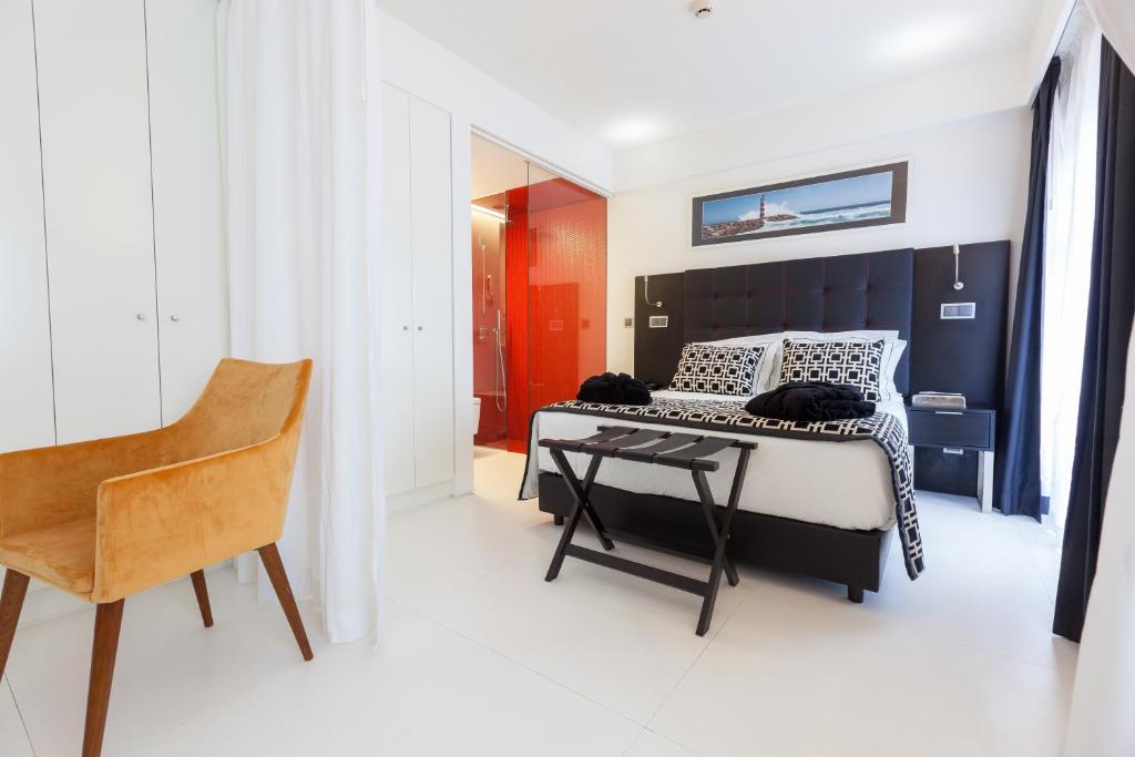 Faro boutique hotel faro reserva tu hotel con viamichelin for Boutique hotel faro