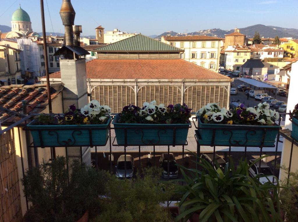 Terrazza Su Sant Ambrogio A Firenze Apartment Florence