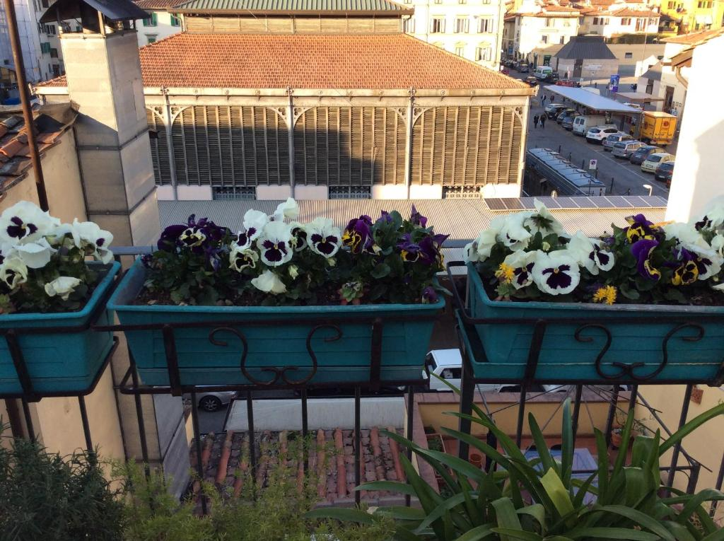 Terrazza Su Sant Ambrogio A Firenze Appartamento Florence