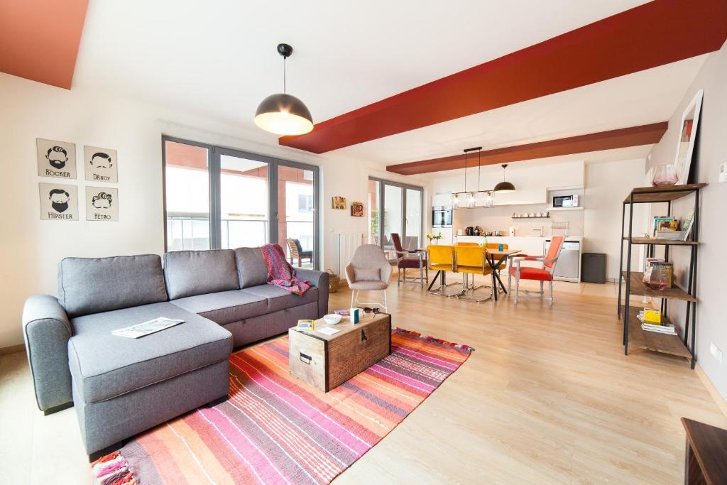 Sweet Inn Wohnung - Monnaie, Wohnungen Brussels