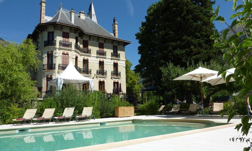 Hotel Villa Morelia Barcelonnette