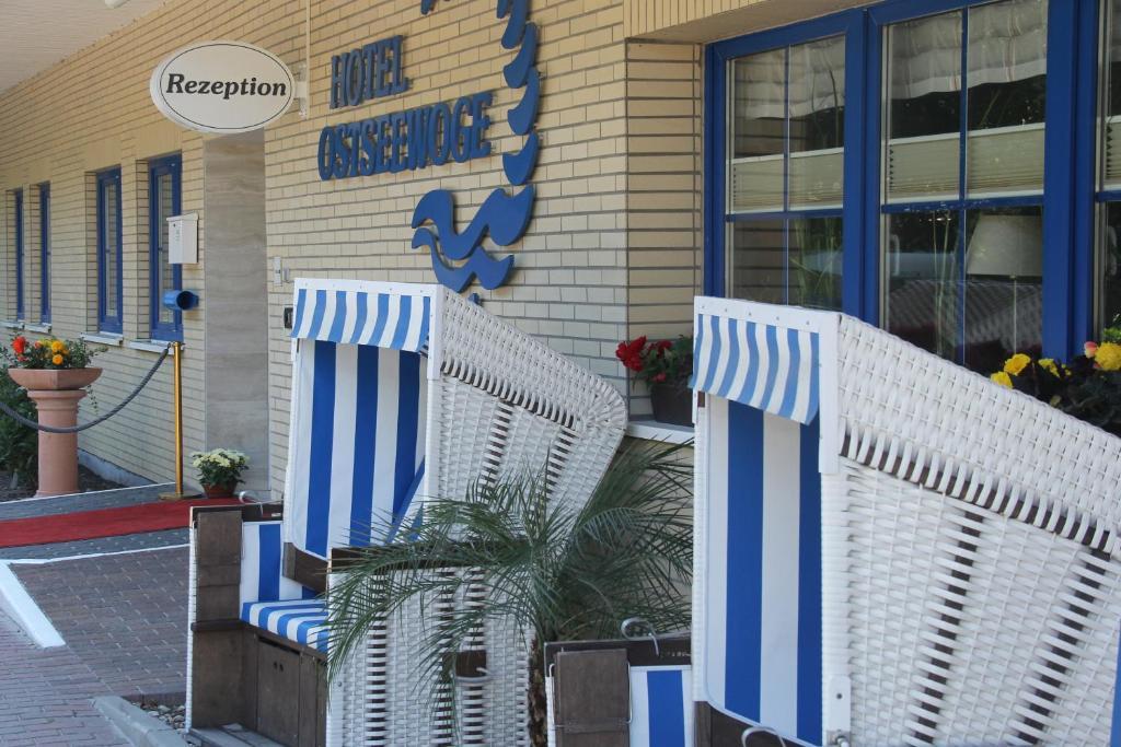 Hotel Ostseewoge Booking