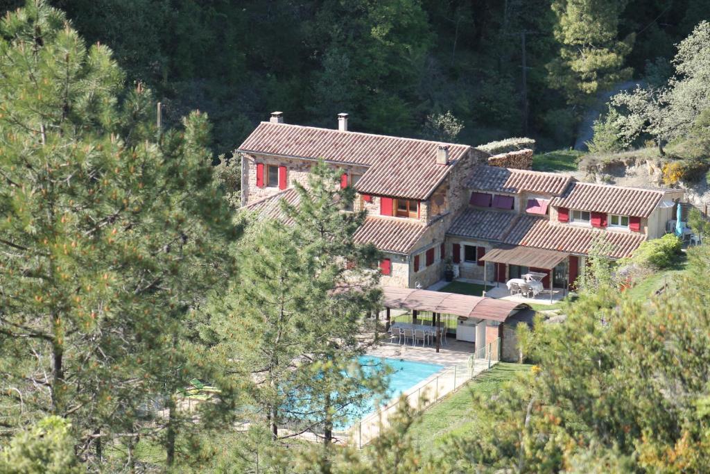 beca4c18885dd1 Le Mas du Mont-Long - Holiday homes in Banne en Ardèche (07)