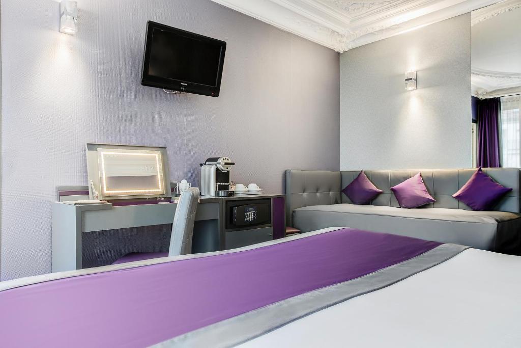 best western nouvel orl ans montparnasse r servation. Black Bedroom Furniture Sets. Home Design Ideas