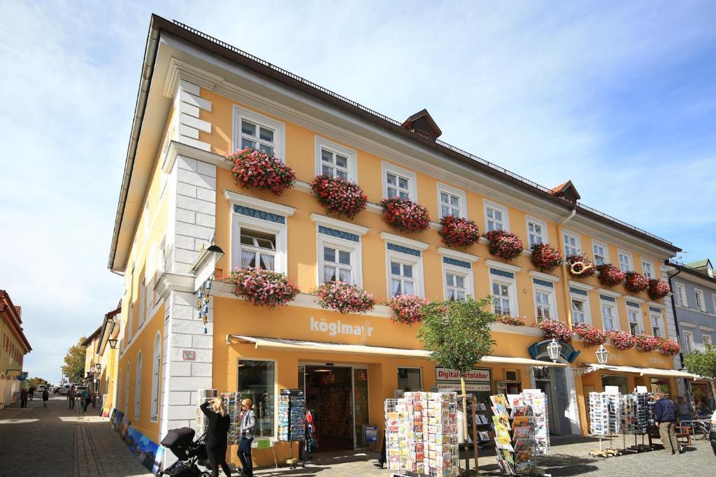 Murnau Hotel Am See
