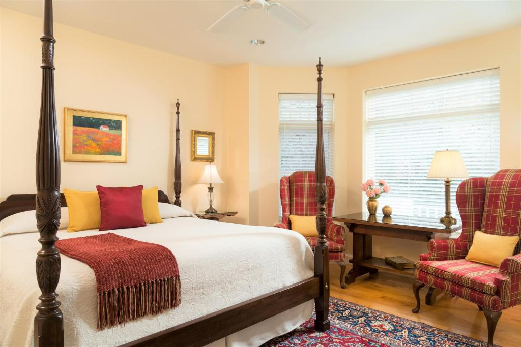 Woodley Park Guest Casa, Bed & Breakfast Washington DC