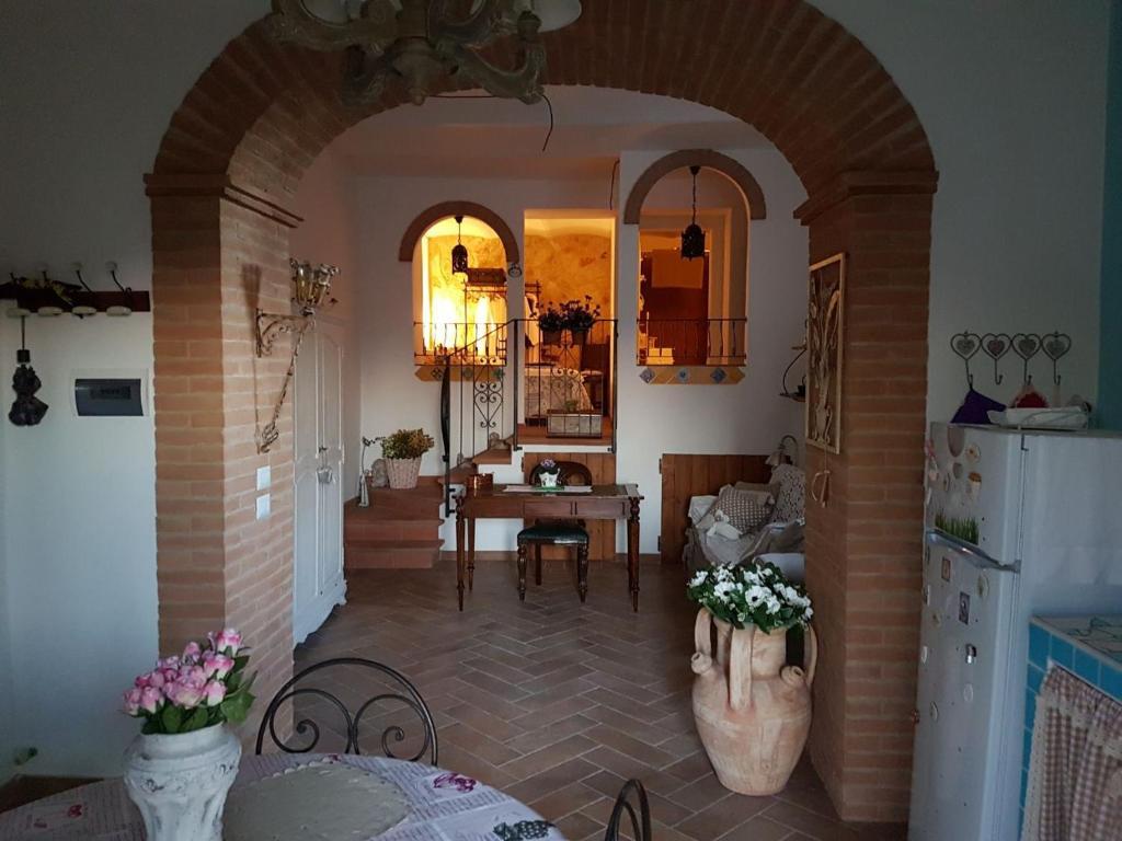 La Maison des Fleurs, Ferienhäuser Perugia