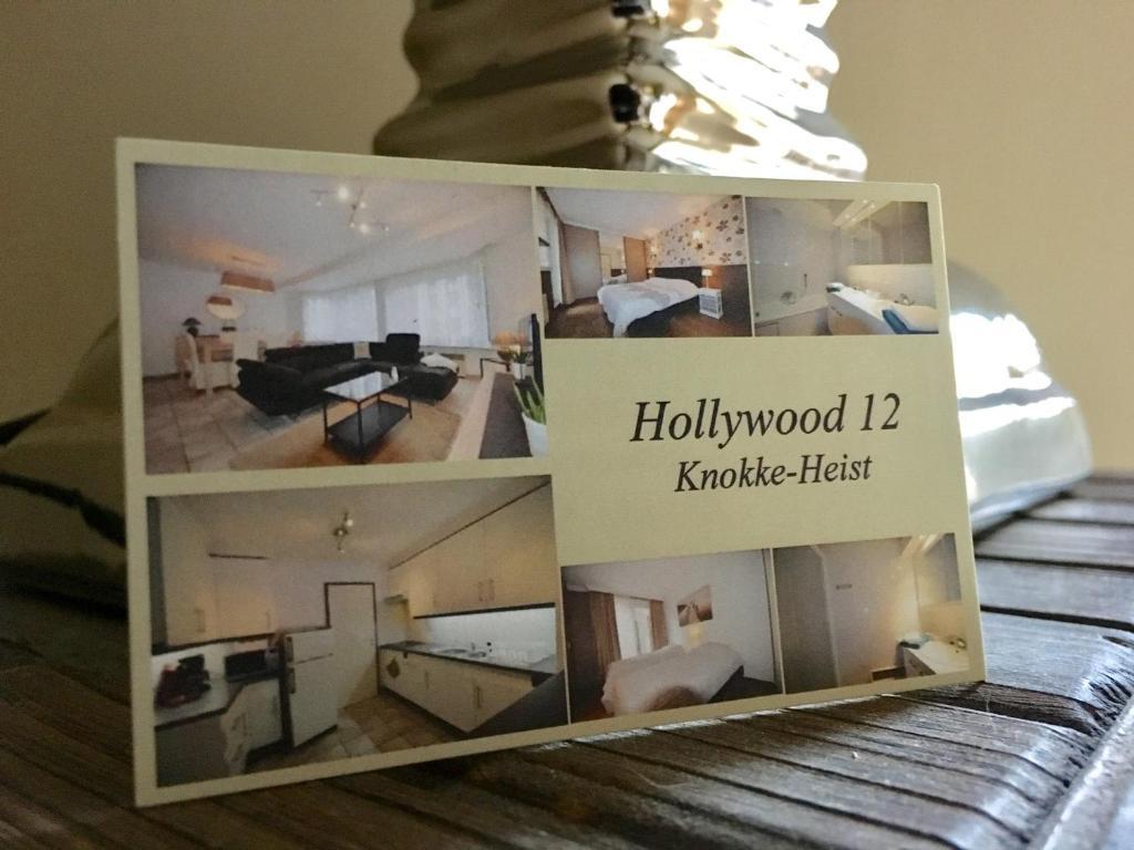 Hollywood12 Appartement Knokke Heist Province De Flandre