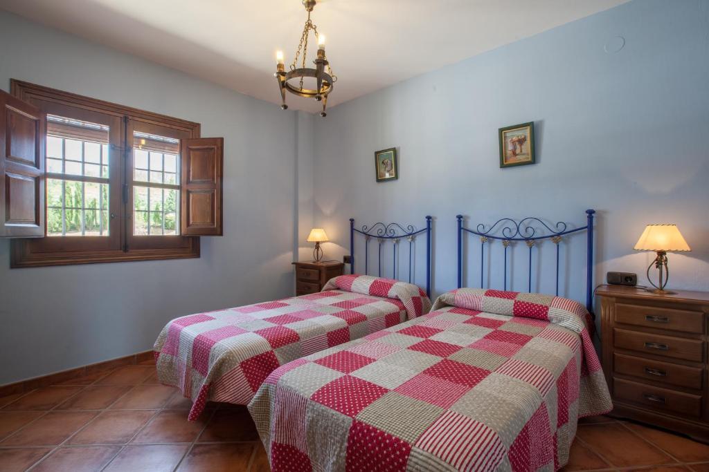 La Solana De Domingo Holiday Home Viñuela