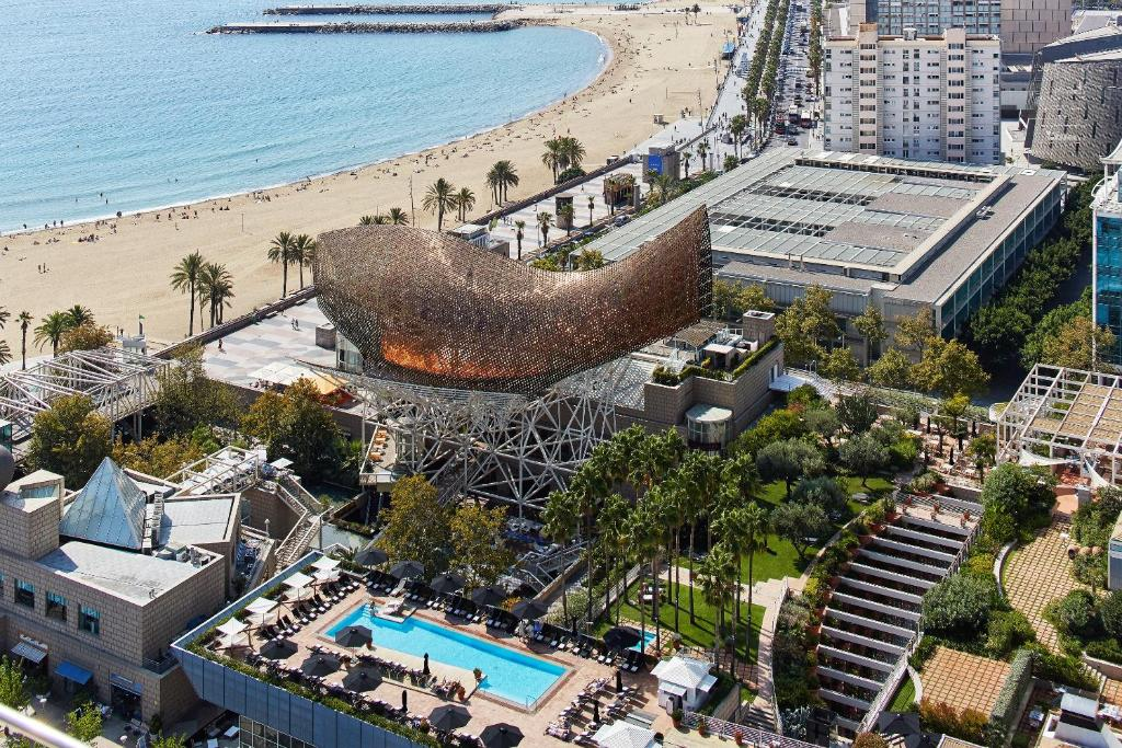 Hotel Arts Barcelona Booking
