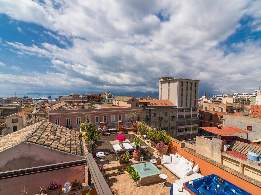 La Terrazza sul Borgo, Bed & Breakfast Cagliari