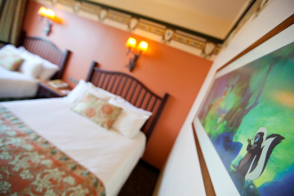 Hotel Disney S Sequoia Lodge Disneyland