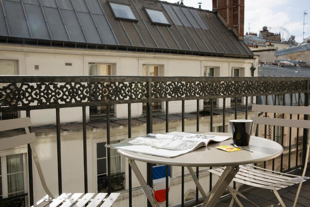 Hotel Mondial Paris Cite Bergere