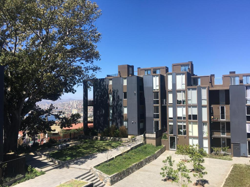 Departamento Munich Cerro Alegre Apartamento Valparaíso