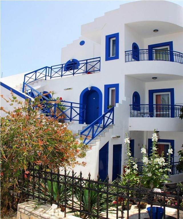 Kreta Karte Stalis.Psaras Apartments Wohnungen Stalis