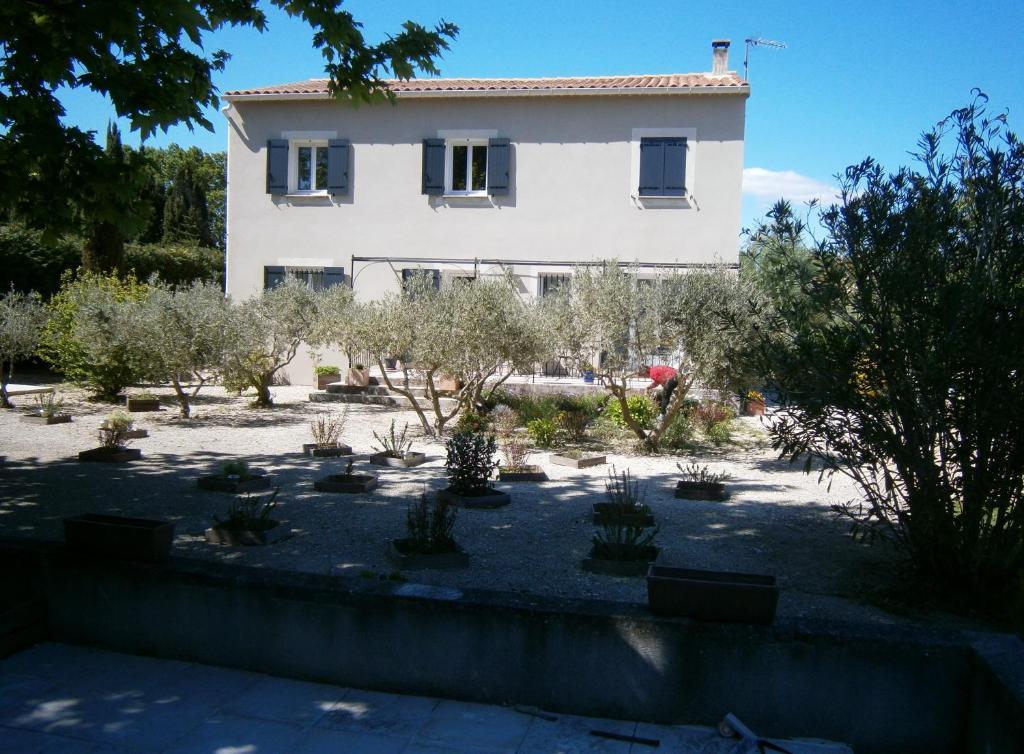 Chambre DHtes Au Cyprs De Provence Chambre DHtes SaintRmyDe