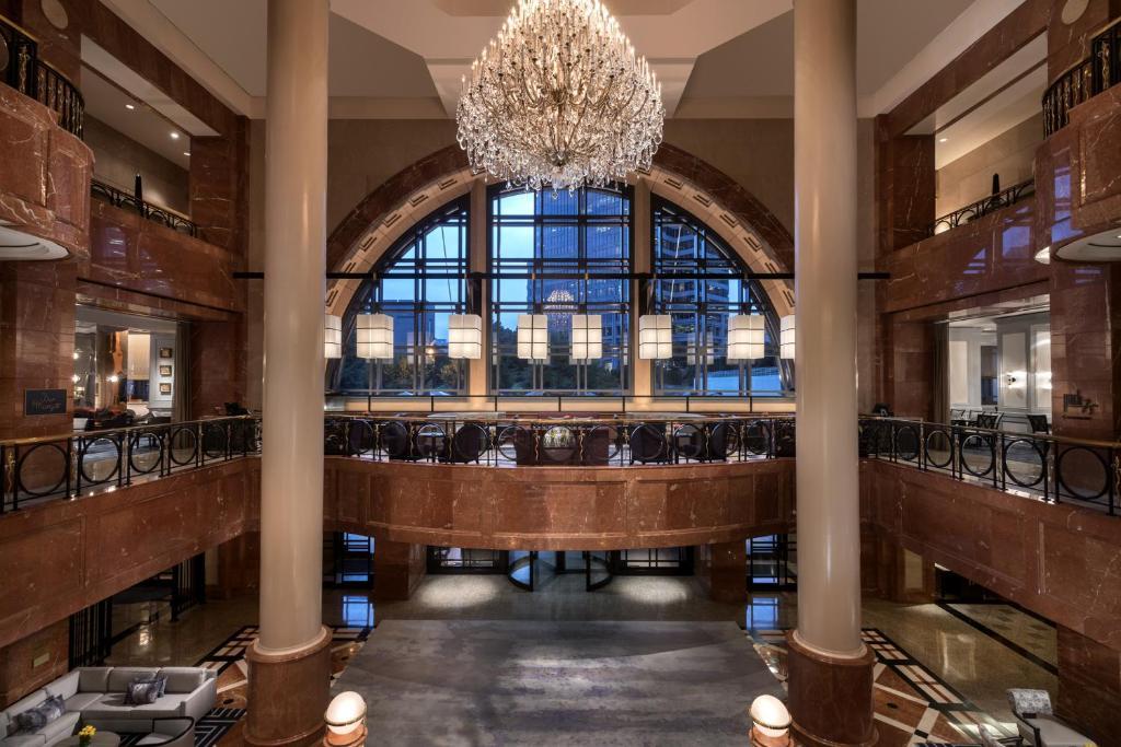 St Regis Restaurant Atlanta Ga