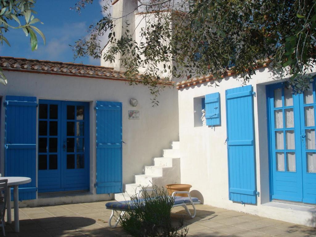 Grand Chambres Du0027hôtes Le Buzet Bleu Bed U0026 Breakfast, Chambres Du0027hôtes Noirmoutier  En Lu0027Île Belle Conception