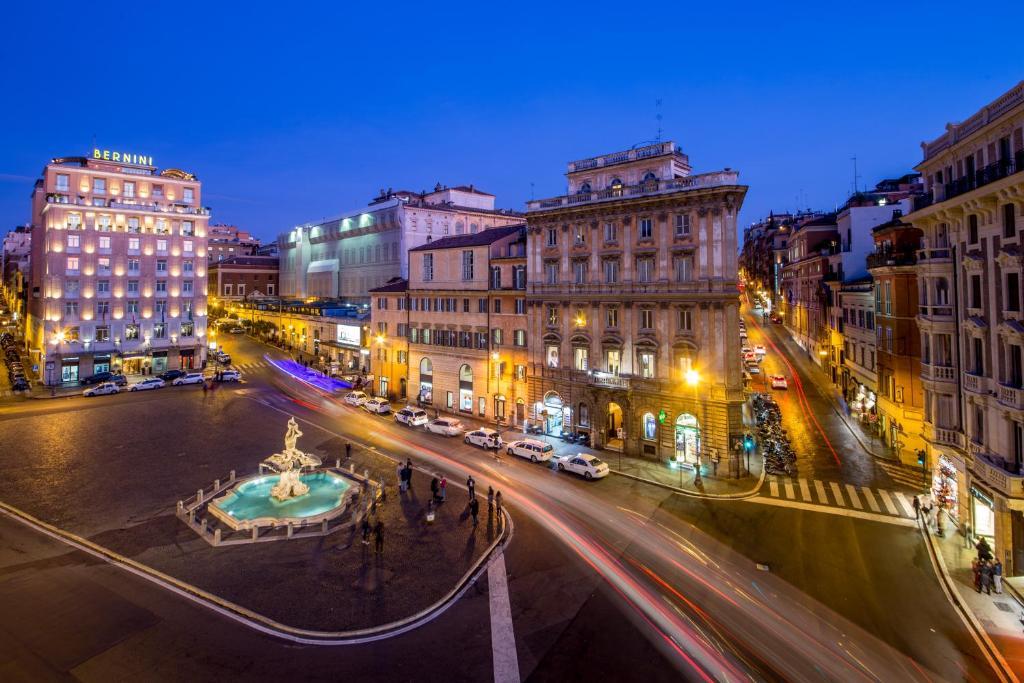 Hotel Ottocento Roma Booking