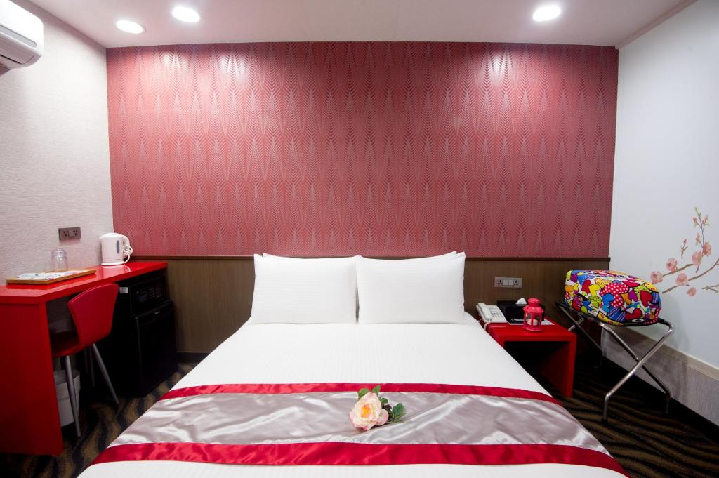 Design ximen hotel taipei online booking viamichelin for Design ximen hotel zhonghua review