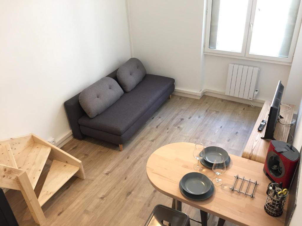 Hyper centre : Wohnung Déco Atelier ou Studio Mezzanine - Wohnungen ...