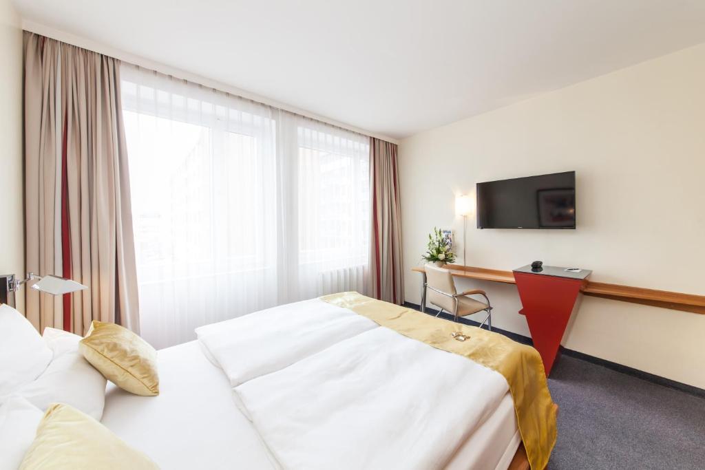 Hotel Heidenkampsweg Hamburg