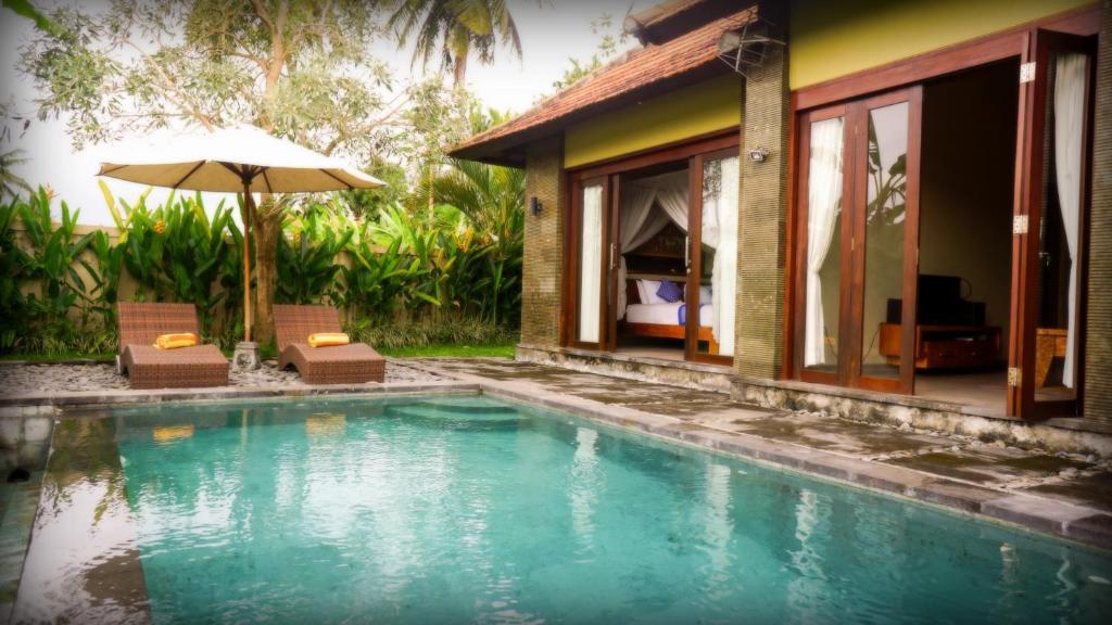 Rekomendasi Hotel Murah di Ubud,Bali Mulai 166 ribu dengan Kolam Renang