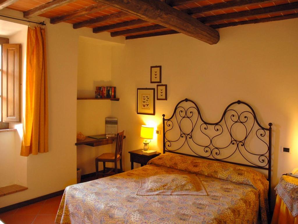 Romantik hotel monteriggioni monteriggioni for Romantik hotel