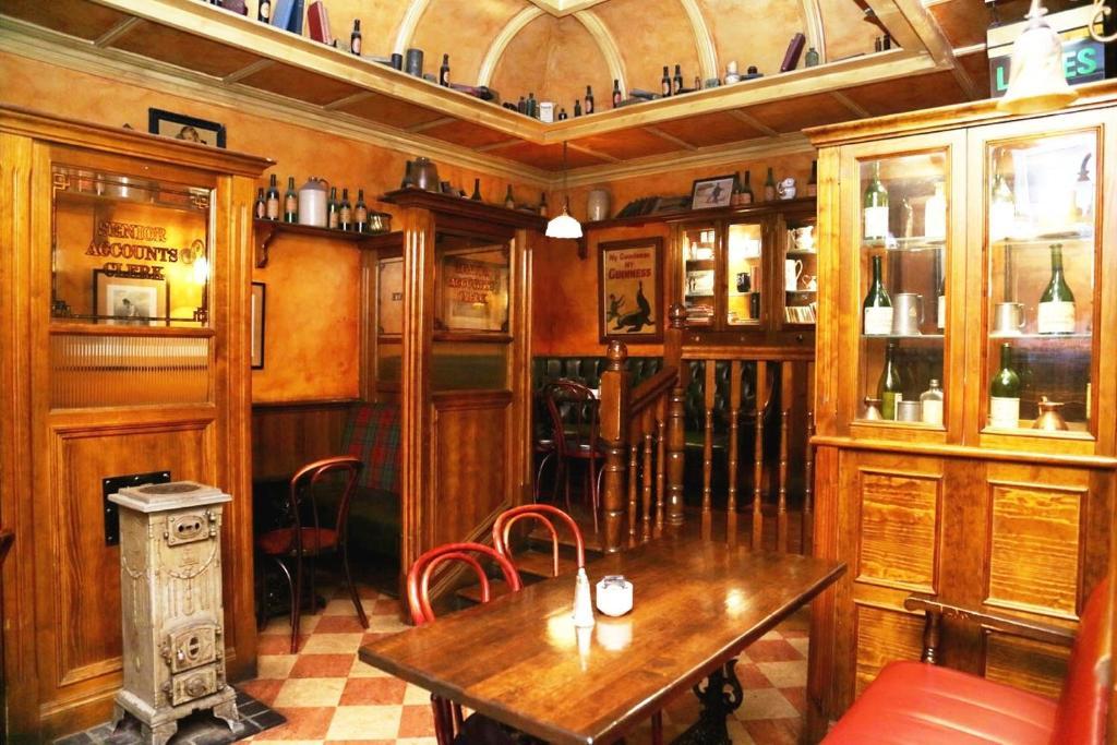 O 39 neills victorian pub townhouse r servation gratuite sur viamichelin for Moquette anglais