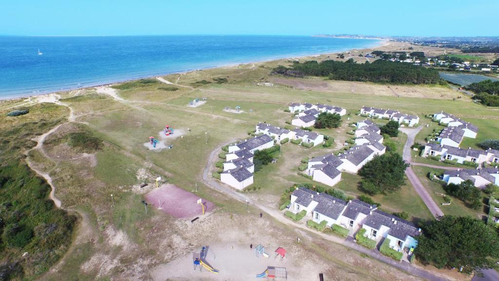 VVF Villages Portbail - Villages De Vacances à Portbail Dans La Manche  (50), 8 Km De Barneville Carteret
