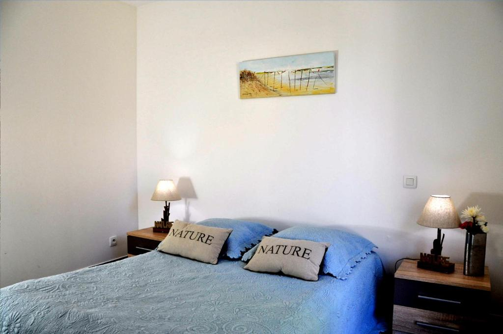 Villa des Lys, bin d'Arcachon, Villa Lanton on