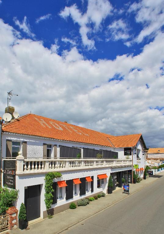 Comparateur Hotel La Chaize Noirmoutier En LIle Reservation