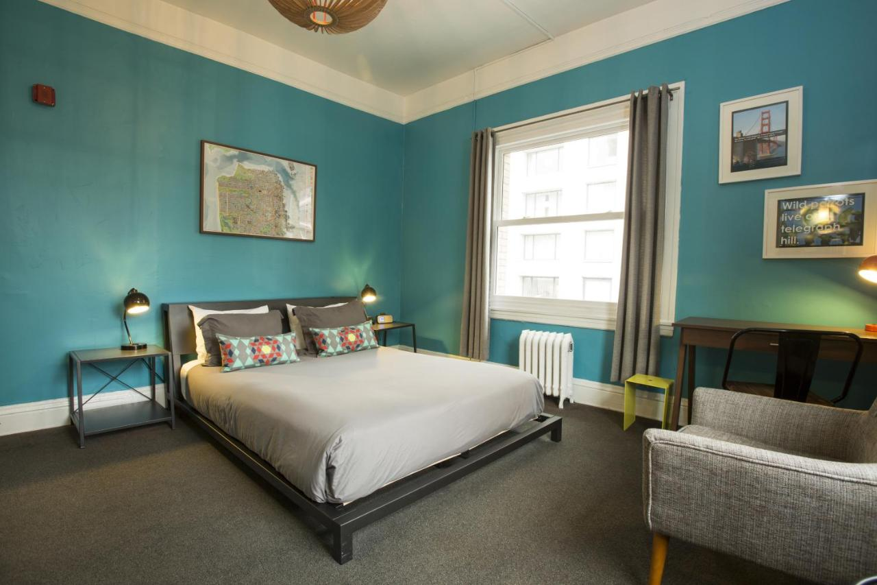 HI San Francisco Downtown Hostel: TODAY`s deals • San Francisco ...