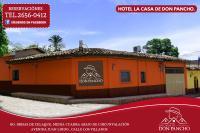Las casas de Don Pancho, Hotel - El Molino